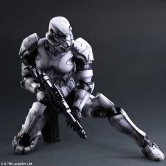 Así de espectaculares son las figuras de Square Enix basadas en Star Wars