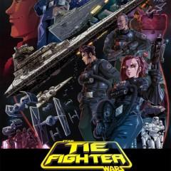 Si Star Wars fuese un anime de los 80, esta es la pinta que tendría