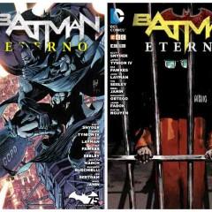 'Batman Eterno Volúmenes 3 y 4', pintan bastos para la batfamilia