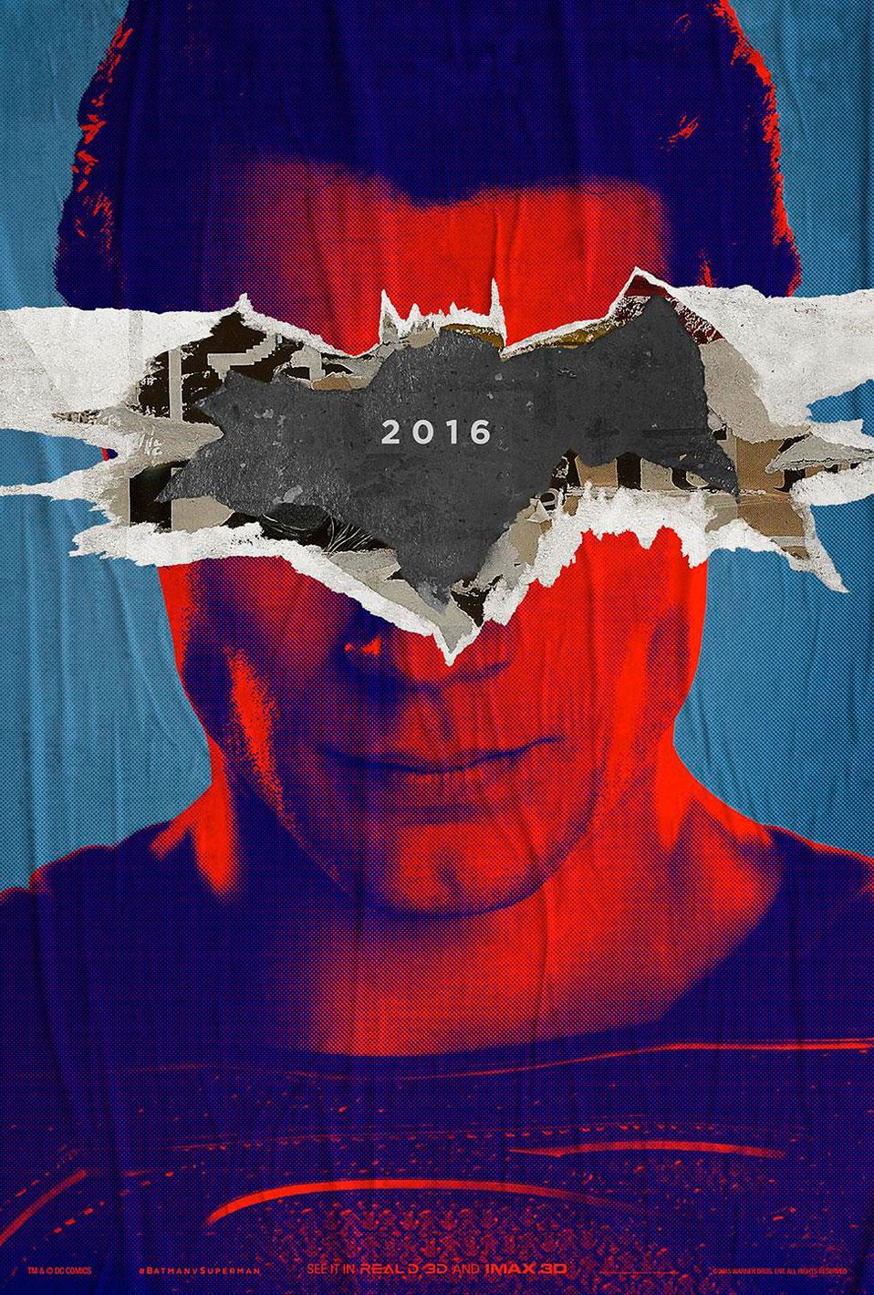 Batman-V-Superman-Superman-teaser-poster