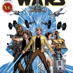 'Star Wars nº 1', el retorno de la grapa