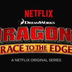 Dragons: Race to the Edge, teaser tráiler de la nueva serie de animación de Cómo Entrenar a tu Dragón