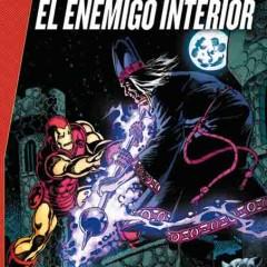 'Marvel Gold Iron Man: El Enemigo Interior', toca vencer a Michelinie y Layton