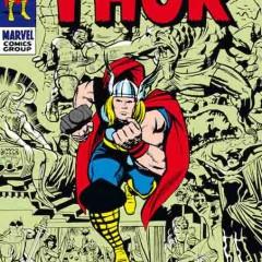 'MG El Poderoso Thor: Campo de Batalla La Tierra', pura mitología Marvel