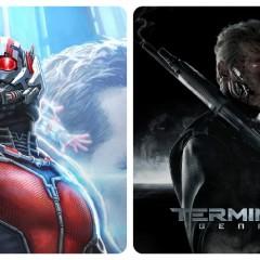 'Ant-man' y 'Terminator Genysis', trailers definitivos