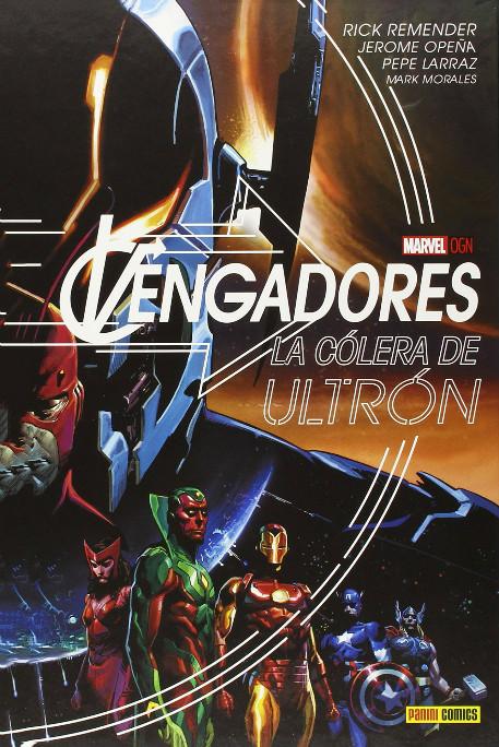 Vengadores. La colera de Ultron