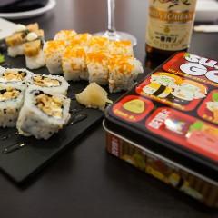 Sushi Go! Nosotros ponemos el juego, vosotros el sake