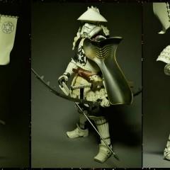 Star Wars + Japón feudal, o el sueño hecho realidad por Tamashii Nations Movie Realization