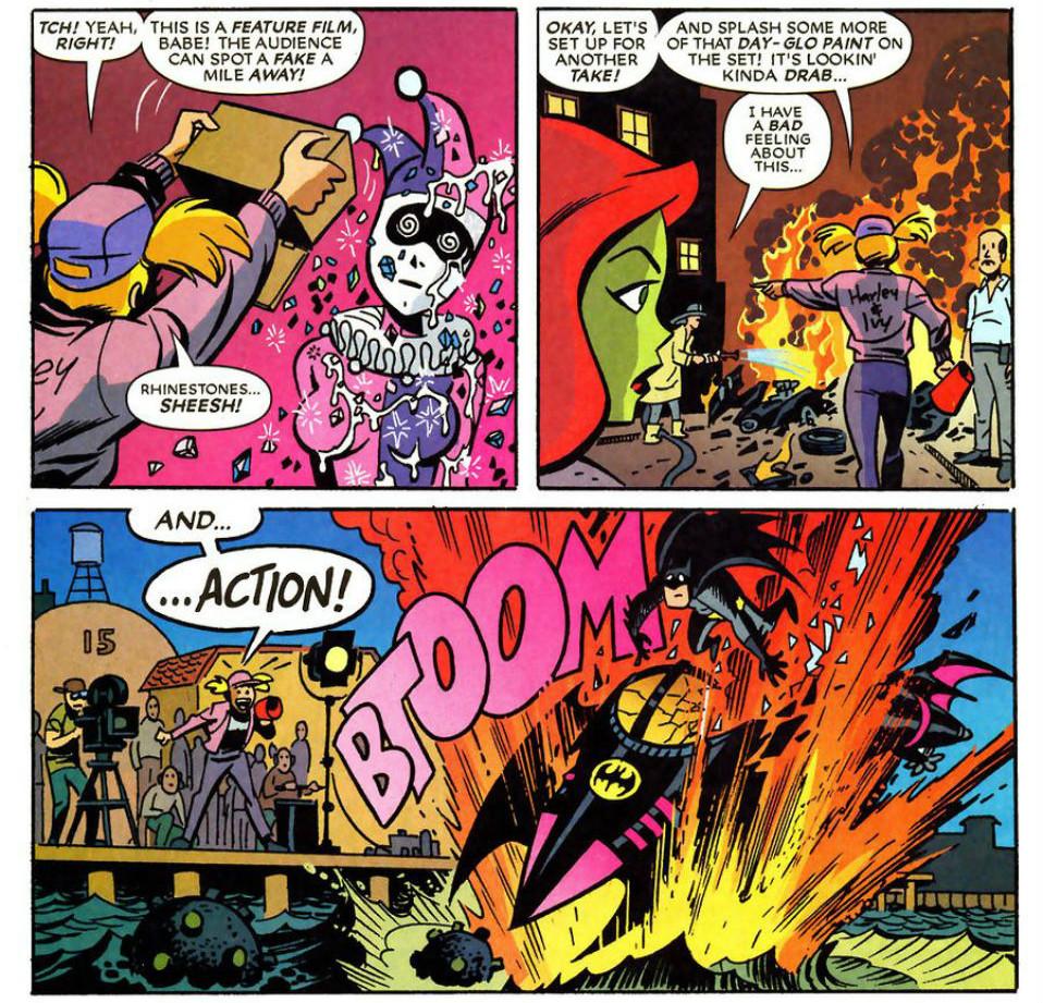 Harley y Hiedra-interior