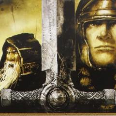 'Las crónicas de Excalibur. Primera crónica', un cómic digno de un rey