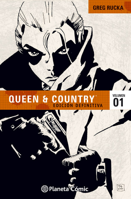 Queen and Country cover