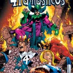 'CES Los 4 Fantásticos Volumen 1', la familia con más arte de Marvel