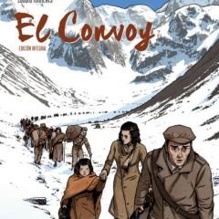 'El convoy', el largo camino a casa
