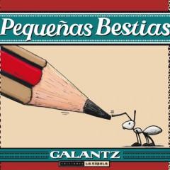 'Pequeñas bestias', humor invertebrado
