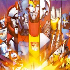 'Transformers: More Than Meets The Eye Vol.2', disfrute con brillo metálico