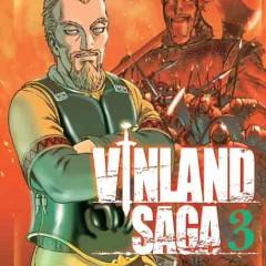'Vinland Saga Volumen 3', corta, destroza, arrasa…