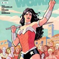 'Wonder Woman Volumen 9', esto se veía venir. Sobresaliente