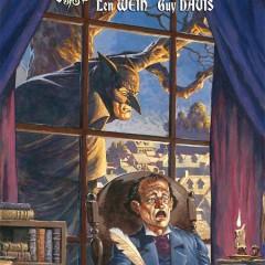 'Batman/Edgar Allan Poe: Nunca más', el cuervo y el murciélago