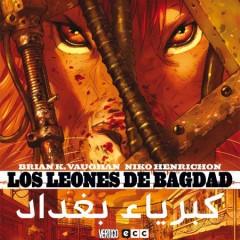 'Los leones de Bagdad', una fábula adulta sobre la invasión de Irak