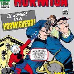 'Marvel Gold El Hombre Hormiga: El hombre en el hormiguero', pequeño gran héroe