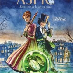 'Aspic. Detectives de lo desconocido', Holmes afrancesado