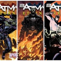 'Batman Eterno vols. 6-8', cuando quedan pocas uñas, la cosa se pone más interesante