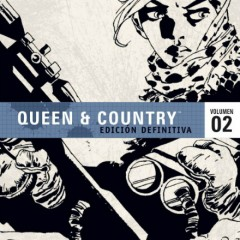 'Queen & Country vol.2', continuar en lo más alto