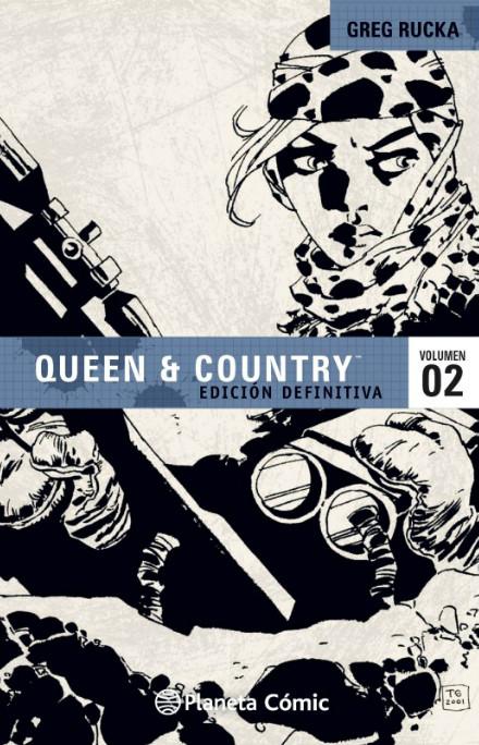Queen & Country 2