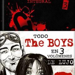 'The Boys Integral Vol.3', una fiesta de despedida como solo Ennis sabe preparar