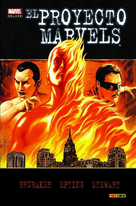 El proyecto Marvels