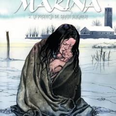 'Marina 2. La profecía de Dante Alighieri', un Zidrou muy diferente