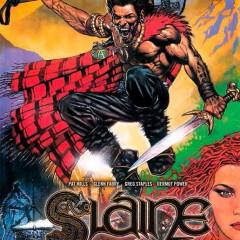 'Slaine: El Matademonios', están locos estos romanos