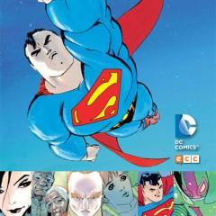 'Grandes Autores De Superman: Jeph Loeb y Tim Sale –  Las Cuatro Estaciones', el Superman más humano