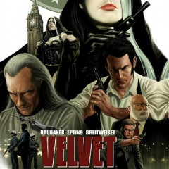 'Velvet 2. La vida secreta de los muertos', superar a Bond