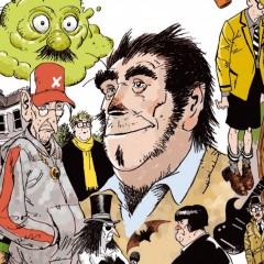 'La saga de los Bojeffries', sátira made in Alan Moore