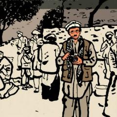 'El fotógrafo', mayestático objetivo