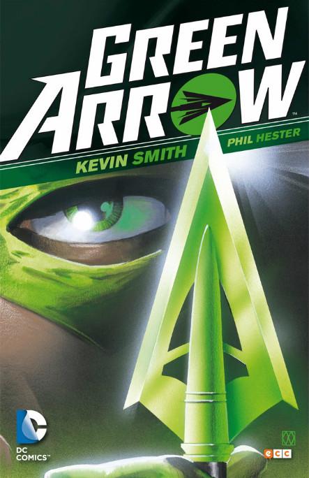 Green Arrow portada