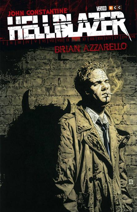 Hellblazer Brian Azzarello portada