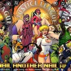 'Liga de la Justicia: Otro clavo', Alan Davis que estás en los cielos
