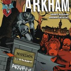 'Mansión Arkham', se alquila casa espaciosa. Precio a convenir