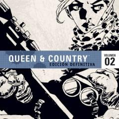 'Queen & Country Vol. 2': la intensidad sube, los personajes crecen