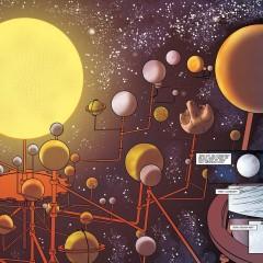 'Brass Sun: La rueda de los mundos', viaje por un universo fascinante