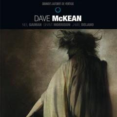 'Grandes autores de Vertigo: Dave McKean', talento sobrenatural