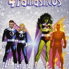 'MH #61 Los 4 Fantásticos de John Byrne Vol.3', Superhéroes con mayúscula