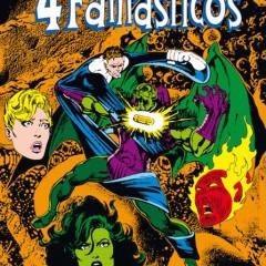 'Marvel Héroes #62 Los Cuatro Fantásticos Vol.4', punto y final para un comic irrepetible