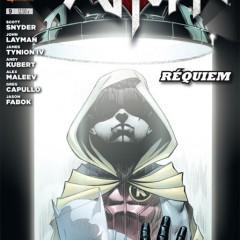'Batman Edición Trimestral Vol.9: Réquiem', Gotham se viste de luto por los caídos
