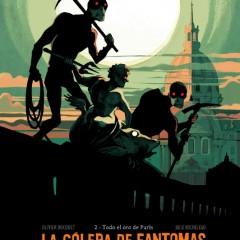 'La cólera de Fantomas 2- Todo el oro de París', a mejor