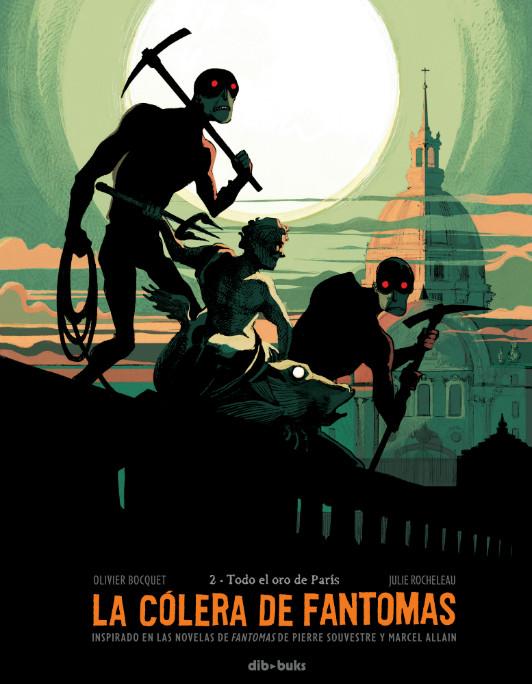 La colera de Fantomas 2