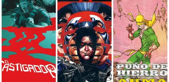 'Especial All New Marvel', entre malotes anda el juego