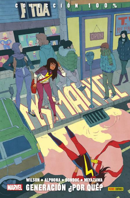 Ms. Marvel vol.2